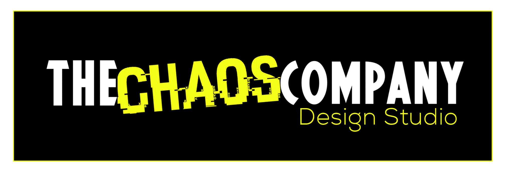 Banner designed by The Chaos Company