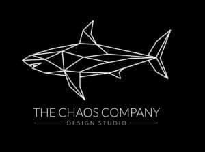 Logo designed by The Chaos Company